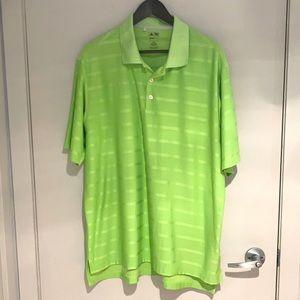 ADIDAS CLIMACOOL Golf polo shirt XL